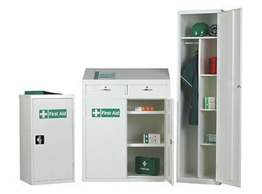 First Aid Storage Cabinets