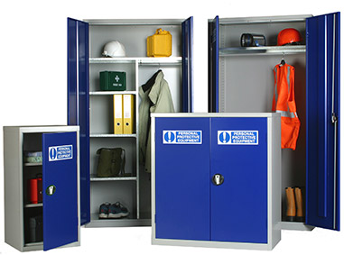 Personal Protection Equipment (PPE) Storage Cabinets