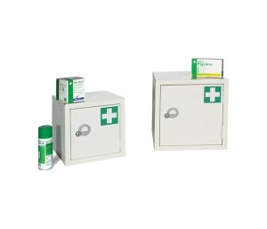 First Aid Cabinet Cubes