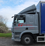 Global Delivery Lorry